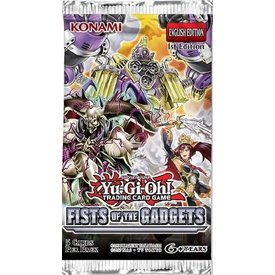 Konami FISTS OF THE GADGETS BOOSTER PACK