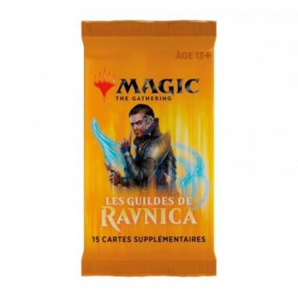 Wizards of the Coast FR - MTG GUILDS OF RAVNICA BOOSTER PACK