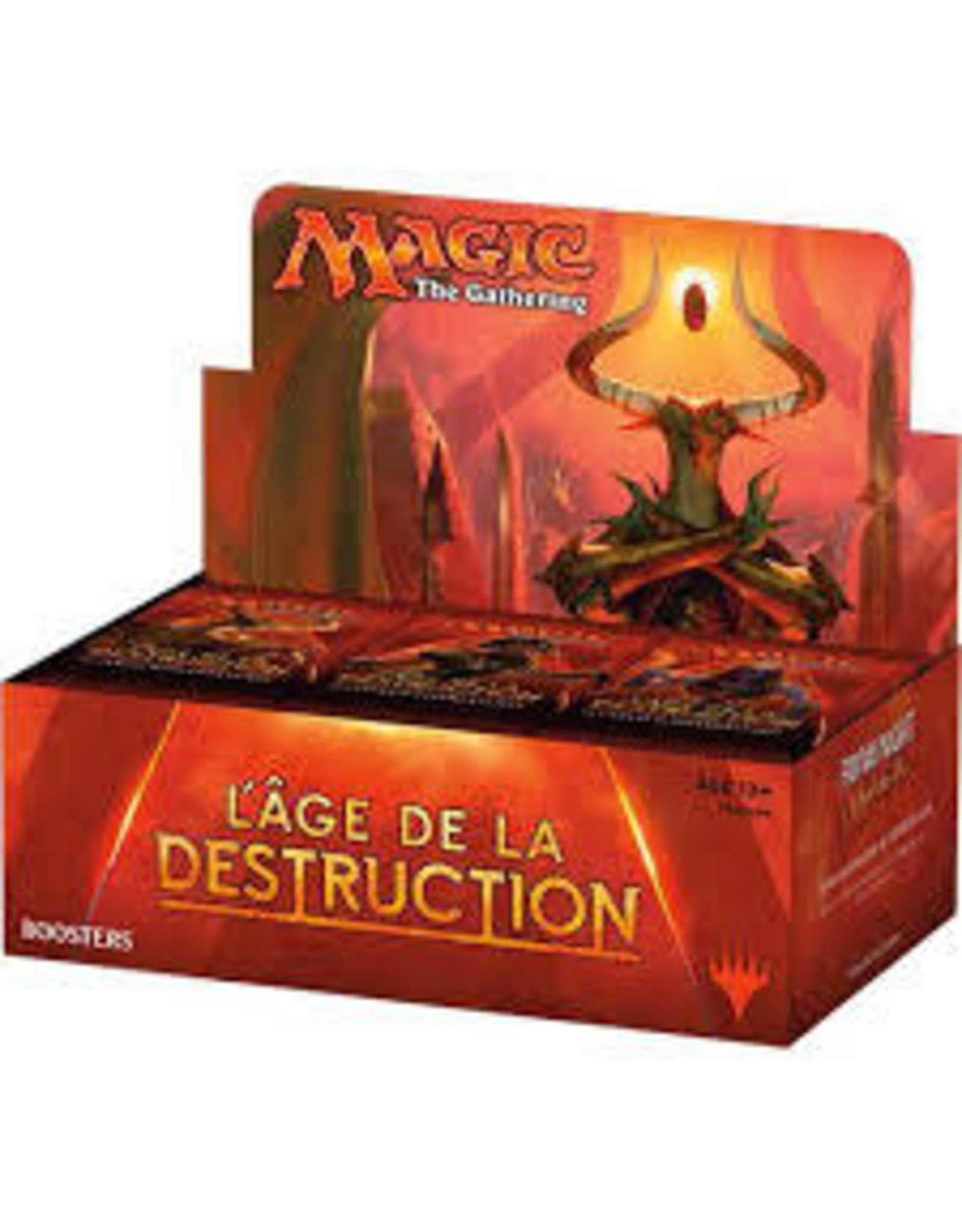 Wizards of the Coast FR - MTG HOUR OF DEVASTATION BOOSTER BOX