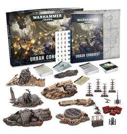 Warhammer 40k Warhammer 40,000 - Urban Conquest (EN)