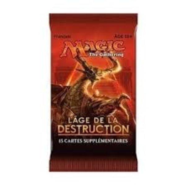Wizards of the Coast FR - MTG HOUR OF DEVASTATION BOOSTER PACK