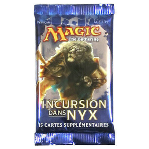 FR - MTG JOURNEY INTO NYX BOOSTER PACK