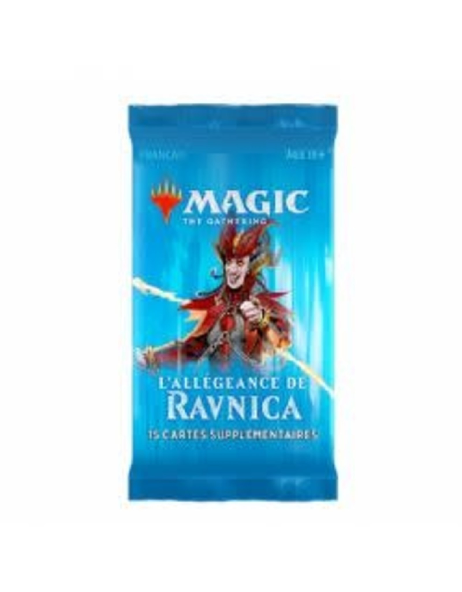 Wizards of the Coast FR - MTG RAVNICA ALLEGIANCE BOOSTER PACK