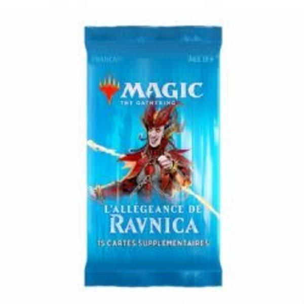 Wizards of the Coast FR - MTG RAVNICA ALLEGIANCE BOOSTER PACK