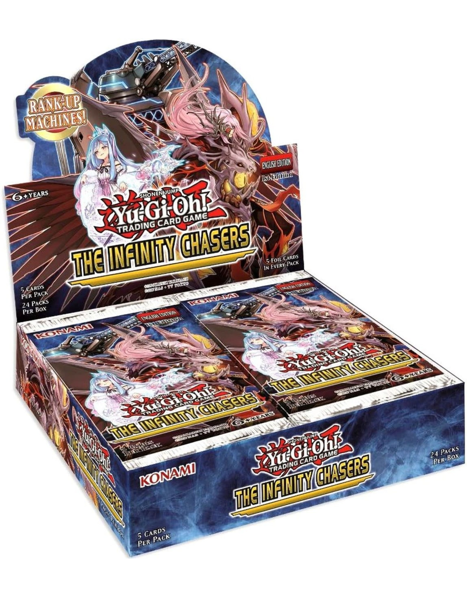 Konami INFINITY CHASERS BOOSTER BOX