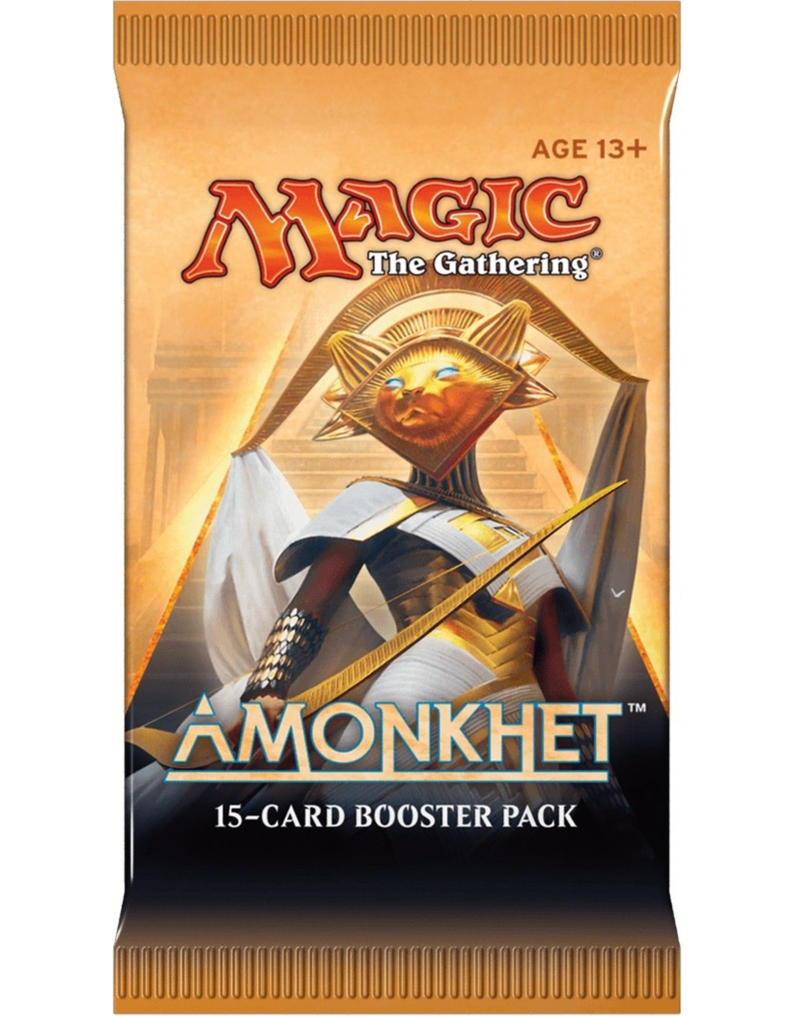 Wizards of the Coast MTG AMONKHET BOOSTER PACK