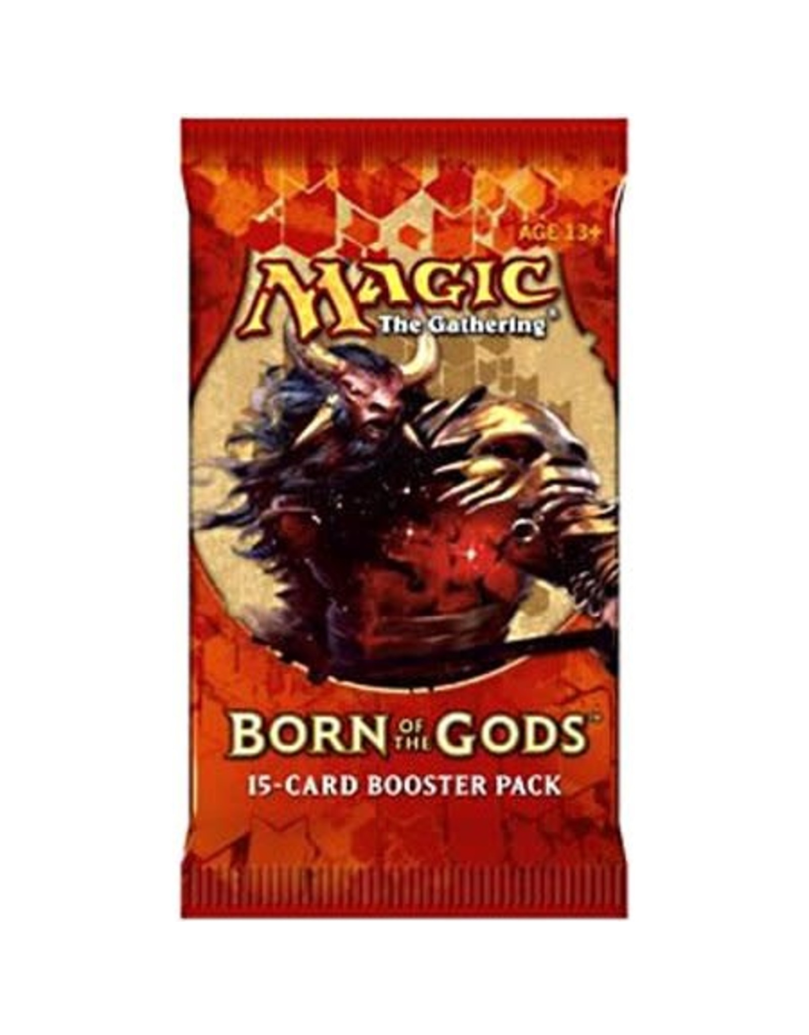 Wizards of the Coast MTG BORN OF THE GODS BOOSTER PACK