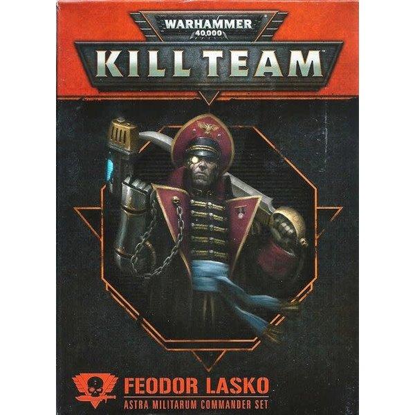 Warhammer 40k Kill Team - Feodor Lasko (EN)
