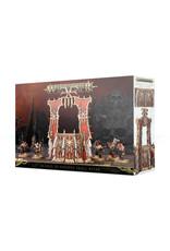 Age of Sigmar Blades of Khorne Skull Altar