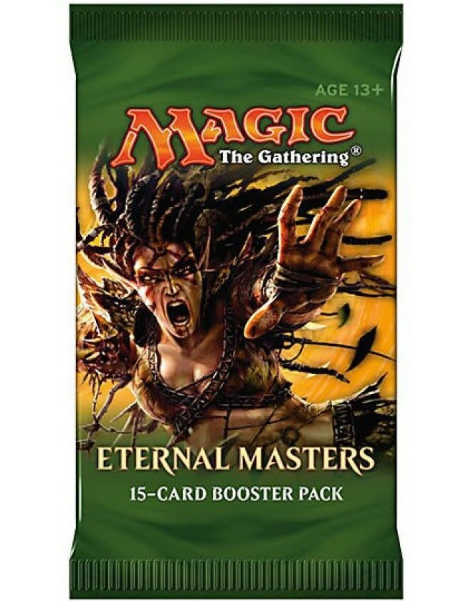 Wizards of the Coast MTG ETERNAL MASTERS BOOSTER PACK