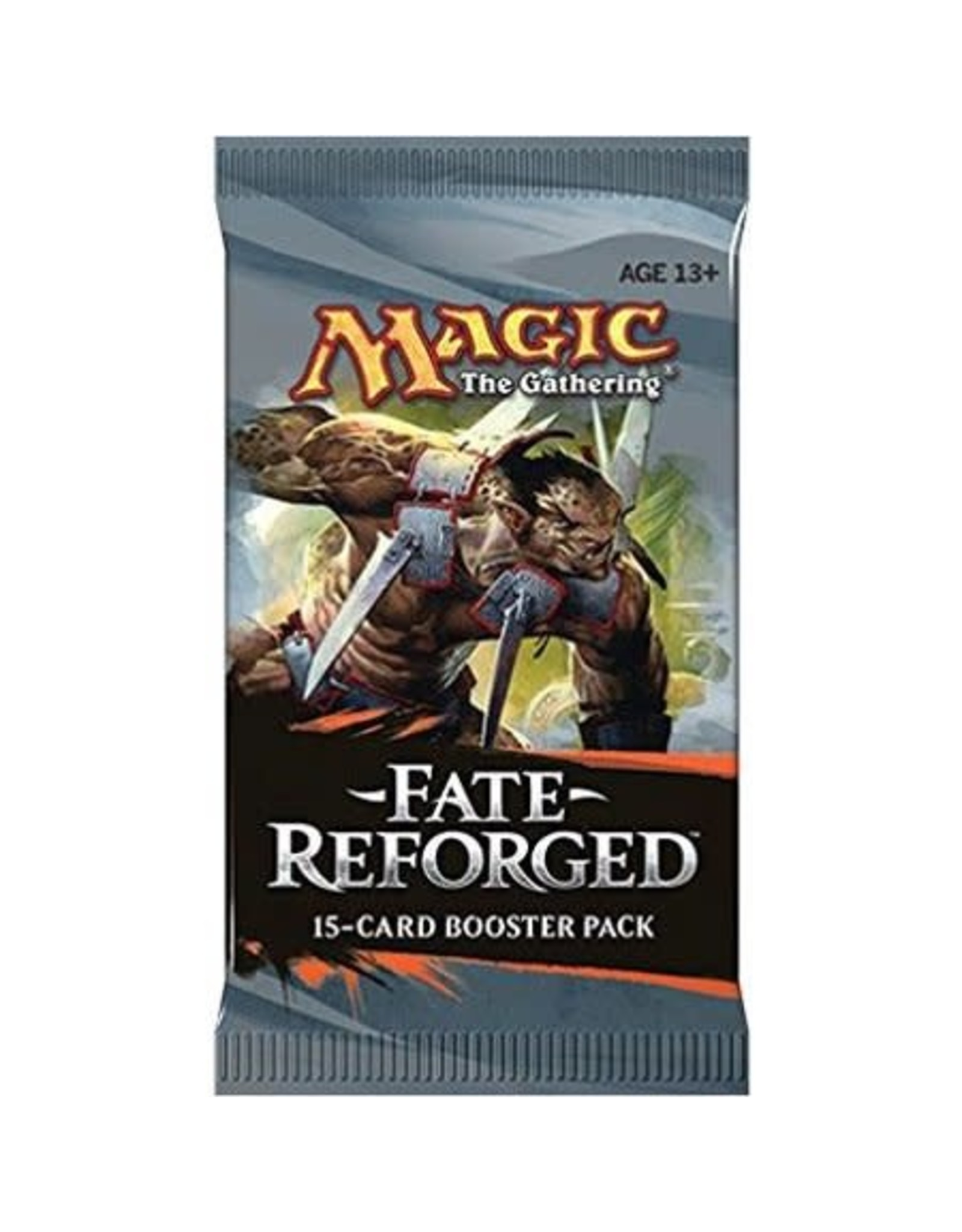 Wizards of the Coast MTG FATE REFORGED BOOSTER PACK
