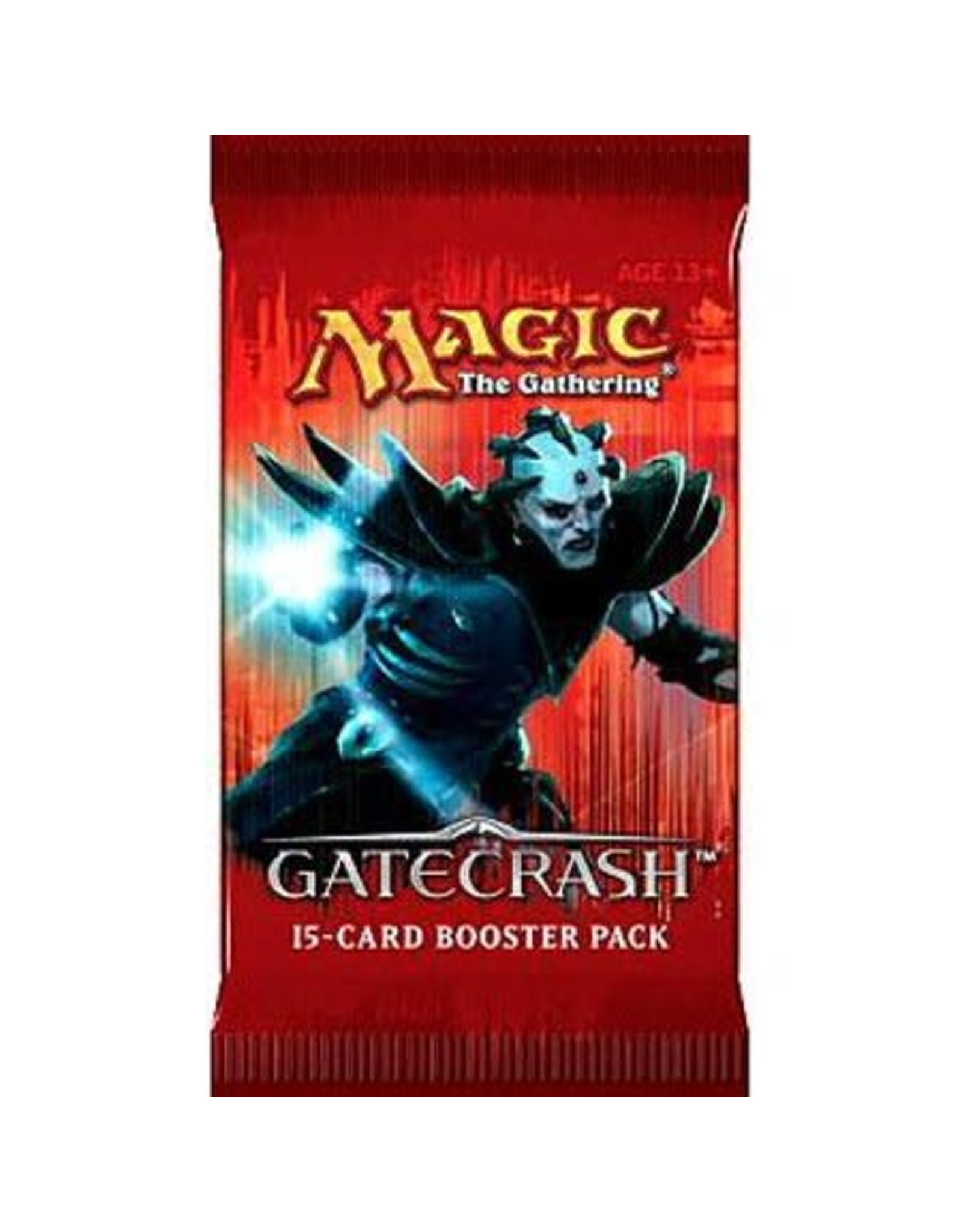 Wizards of the Coast MTG GATECRASH BOOSTER PACK