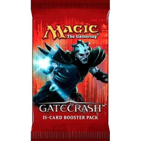 MTG GATECRASH BOOSTER PACK