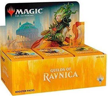 Wizards of the Coast MTG GUILDS OF RAVNICA BOOSTER BOX