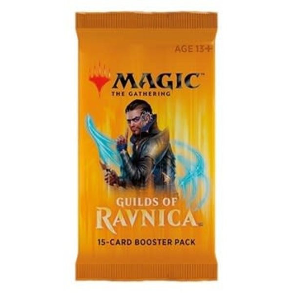 Wizards of the Coast MTG GUILDS OF RAVNICA BOOSTER PACK