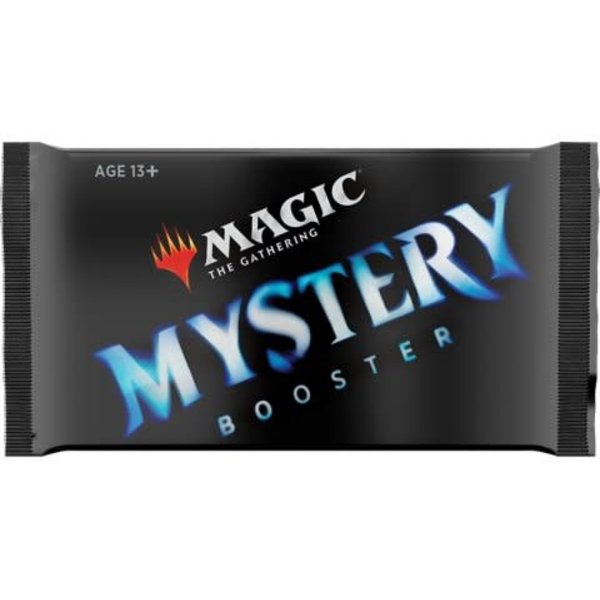 Wizards of the Coast MTG MYSTERY BOOSTER PACK