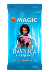 Wizards of the Coast MTG RAVNICA ALLEGIANCE BOOSTER PACK