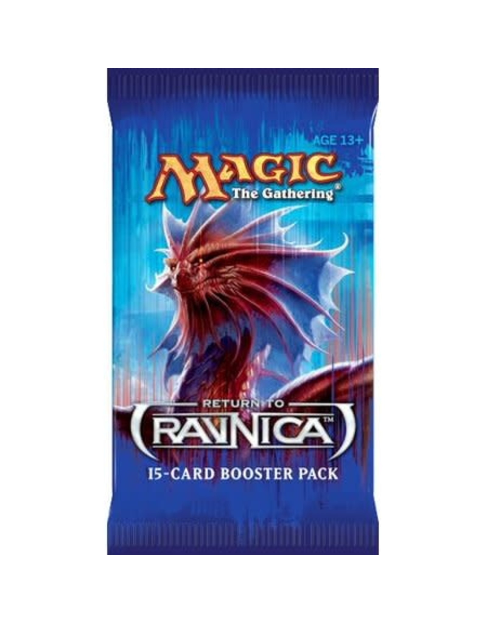Wizards of the Coast MTG RETURN TO RAVNICA BOOSTER PACK