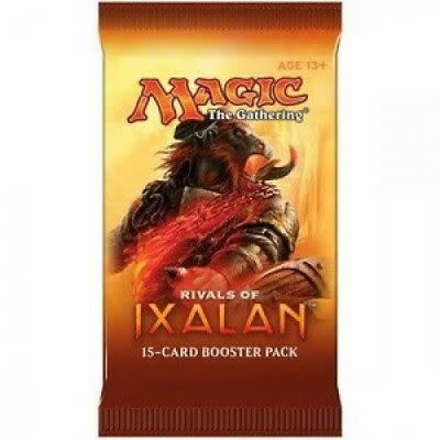 Wizards of the Coast MTG RIVALS OF IXALAN BOOSTER PACK