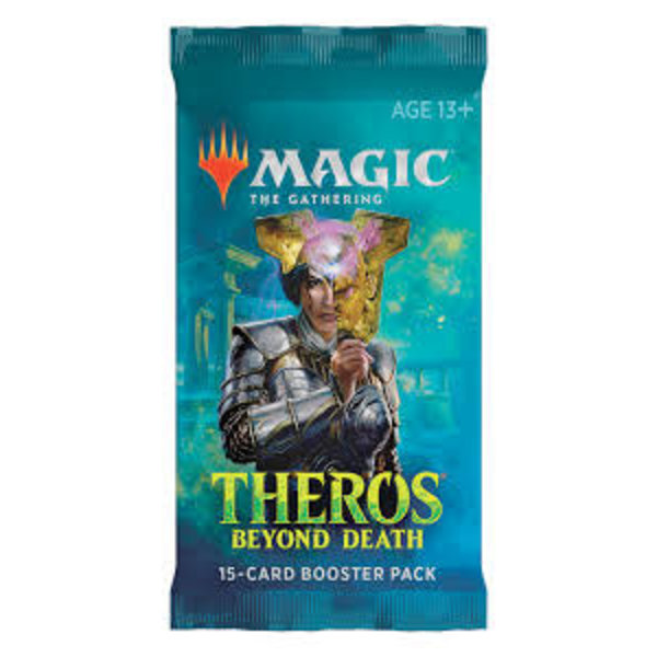 Wizards of the Coast MTG THEROS BEYOND DEATH BOOSTER PACK