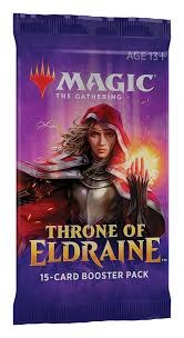 Wizards of the Coast MTG THRONE OF ELDRAINE BOOSTER PACK