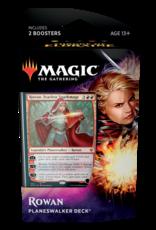 Wizards of the Coast MTG THRONE OF ELDRAINE PLANESWALKER DECK - ROWAN