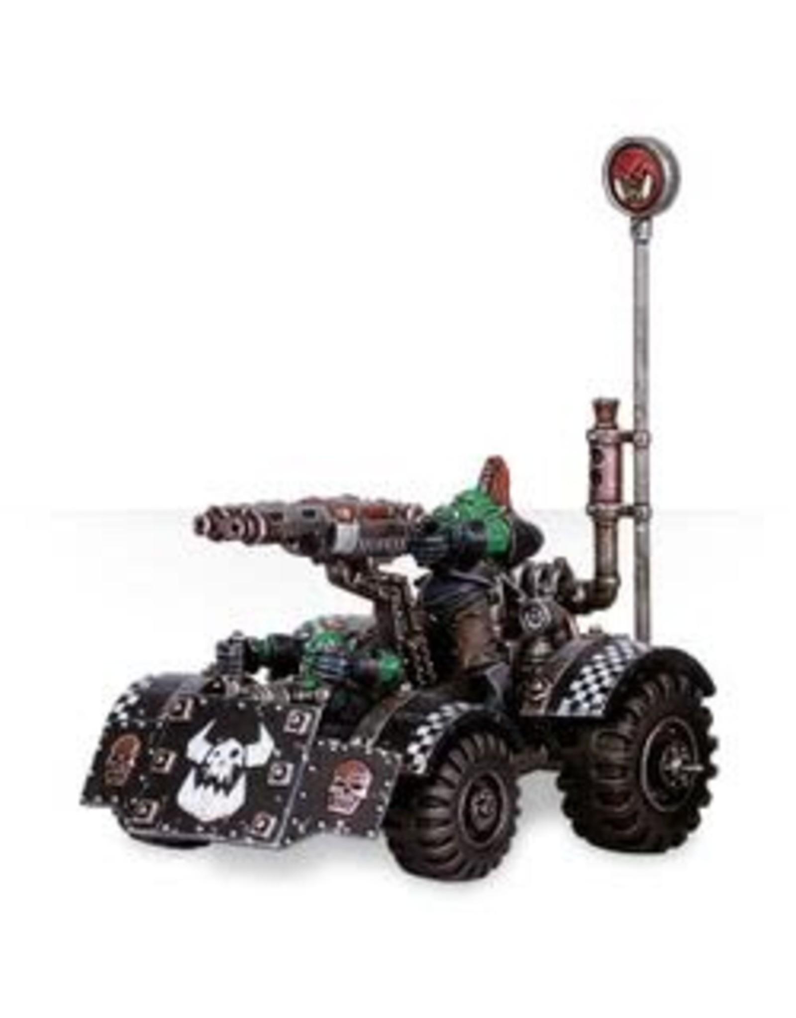 Warhammer 40k Orks Warbuggy