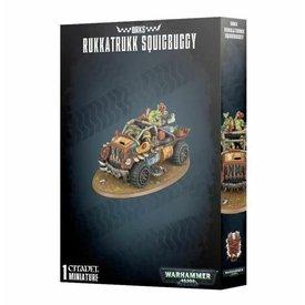 Warhammer 40k Orks Rukkatrukk Squigbuggy