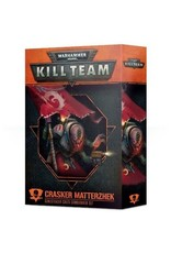 Warhammer 40k Kill Team - Crasker Mattershek (EN)