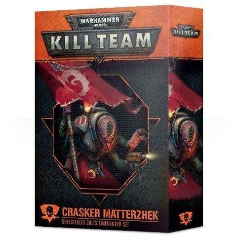 Kill Team - Crasker Mattershek (EN)