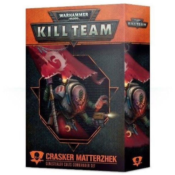 Warhammer 40k Kill Team - Crasker Mattershek (EN)