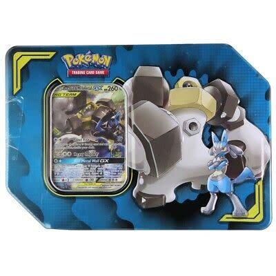 POKEMON Pokémon TCG: Power Partnership Tin - Lucario & Melmetal