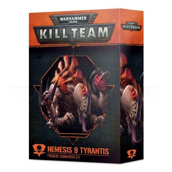 Warhammer 40k Kill Team - Nemesis 9 Tyrantis (EN)