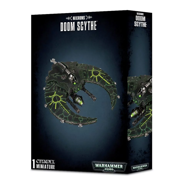 Warhammer 40k NECRONS DOOM SCYTHE