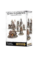 Age of Sigmar SLAVES TO DARKNESS HARBINGERS OF RUIN