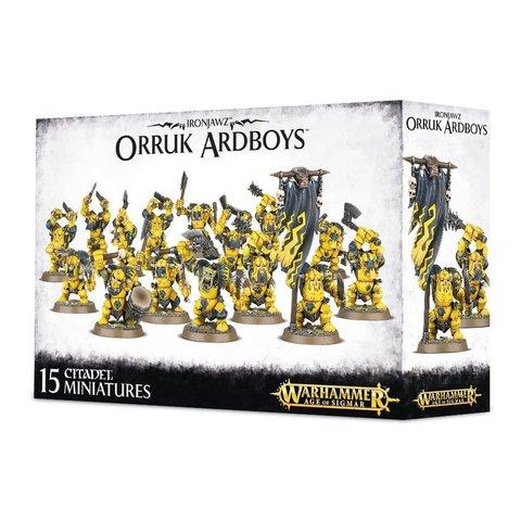 Ironjaw Orruk Ardboys
