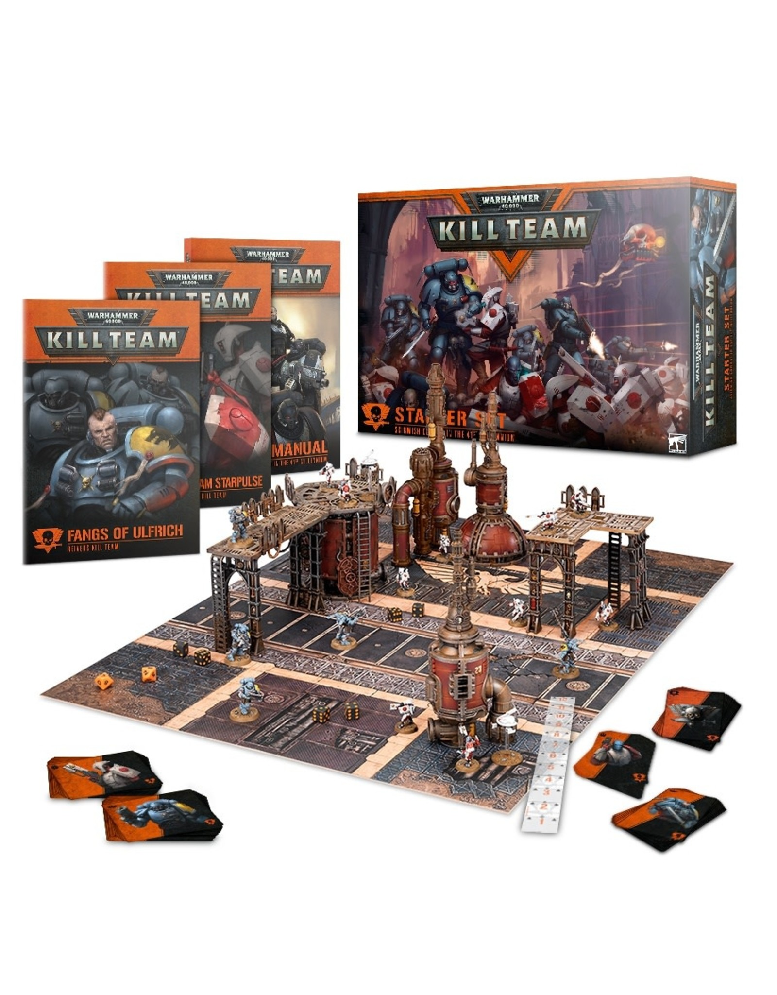 Warhammer 40k Kill Team - Starter Set (EN)