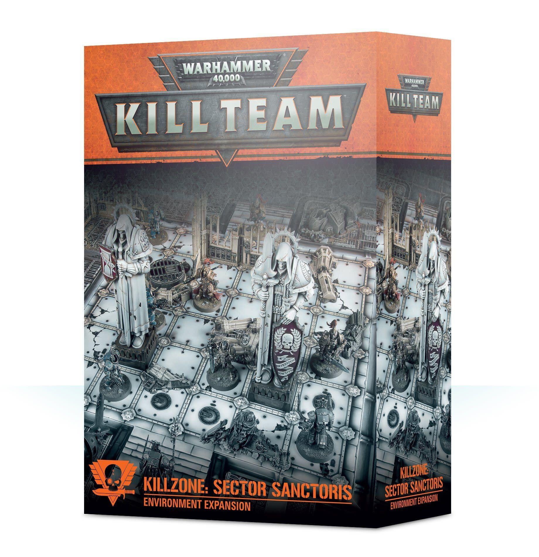 Warhammer 40k Kill Team - Killzone Sector Sanctoris (EN)