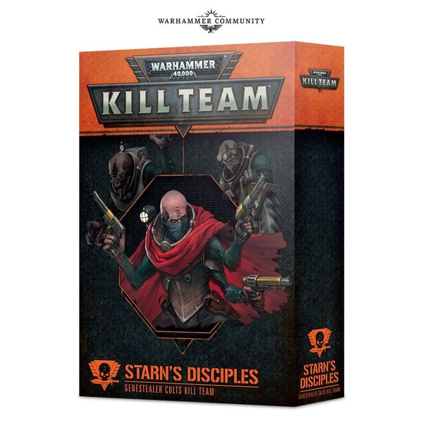 Warhammer 40k Kill Team - Starn's Disciple (EN)