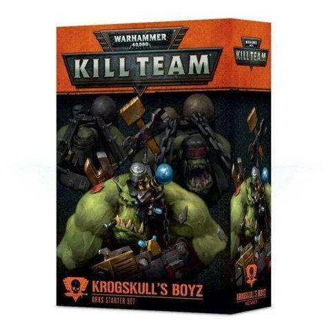 Kill Team - Krogskull's Boyz (EN)