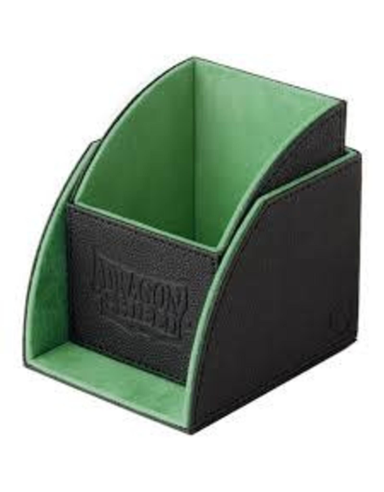 Arcane Tinmen DRAGON SHIELD NEST BOX BLACK/GREEN 100+