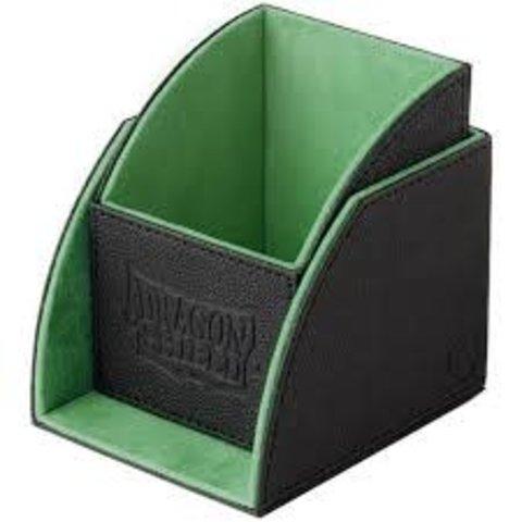 DRAGON SHIELD NEST BOX BLACK/GREEN 100+