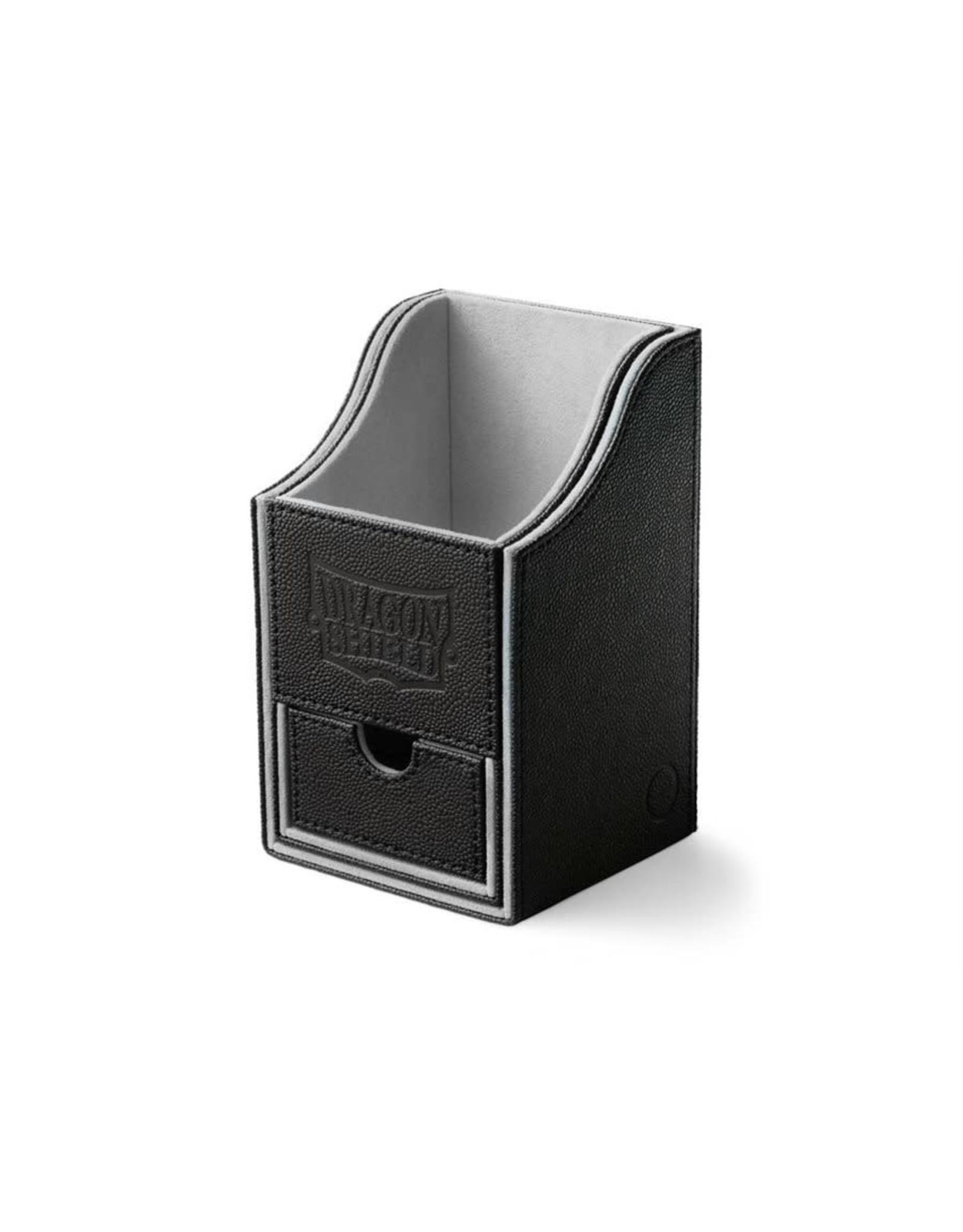 Arcane Tinmen DRAGON SHIELD NEST+ BOX BLACK/WHITE 100+