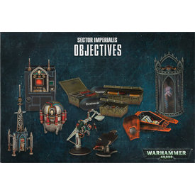 Warhammer 40k Sector Imperialis Objectives