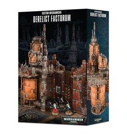 Warhammer 40k Sector Mechanicus Derelict Factorum