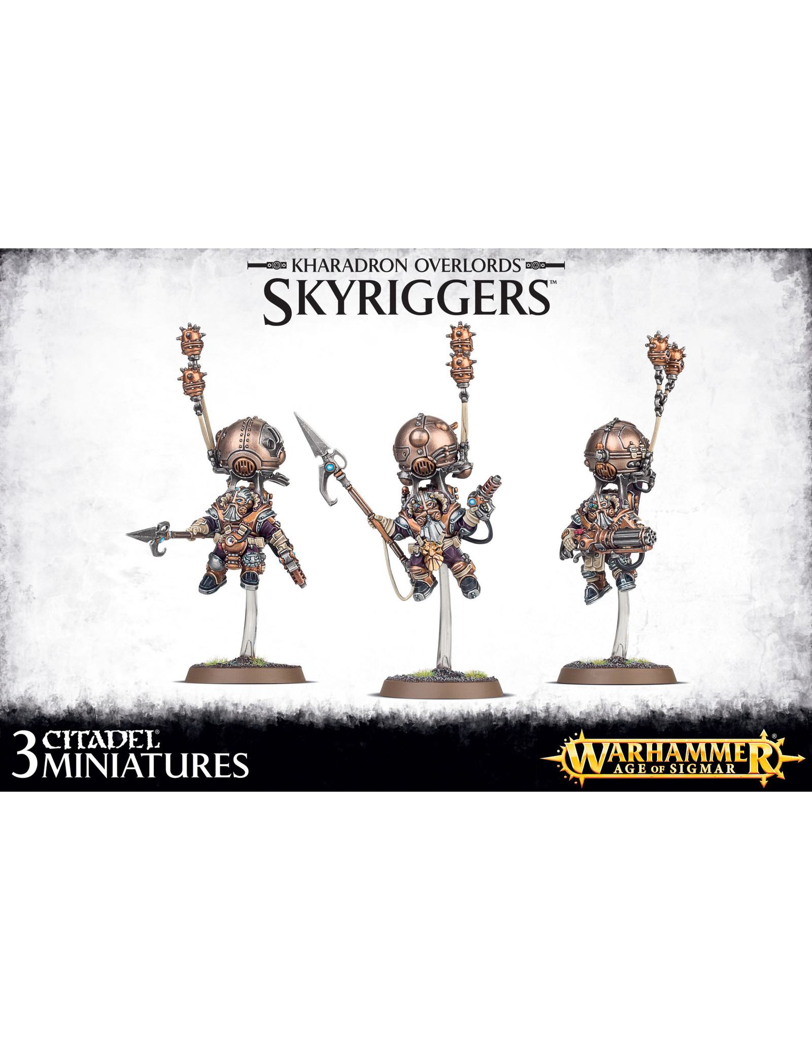 Age of Sigmar Kharadron Overlords Skyriggers