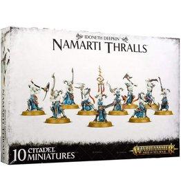 Age of Sigmar Idoneth Deepkin Namarti Thralls