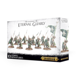 Age of Sigmar Wanderers Eternal Guard