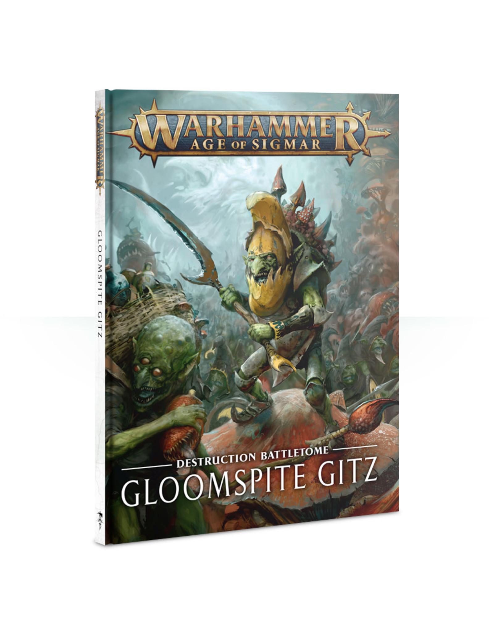 Age of Sigmar Battletome Gloomspite Gitz (HB) (ENG)