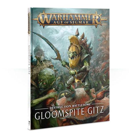 Battletome Gloomspite Gitz (Soft Cover) (Français)